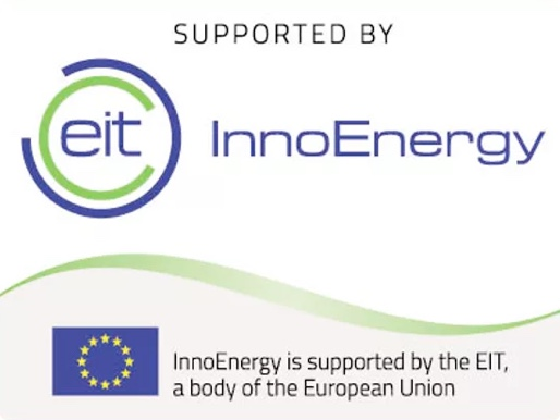 Supported by EIT InnoEnergy